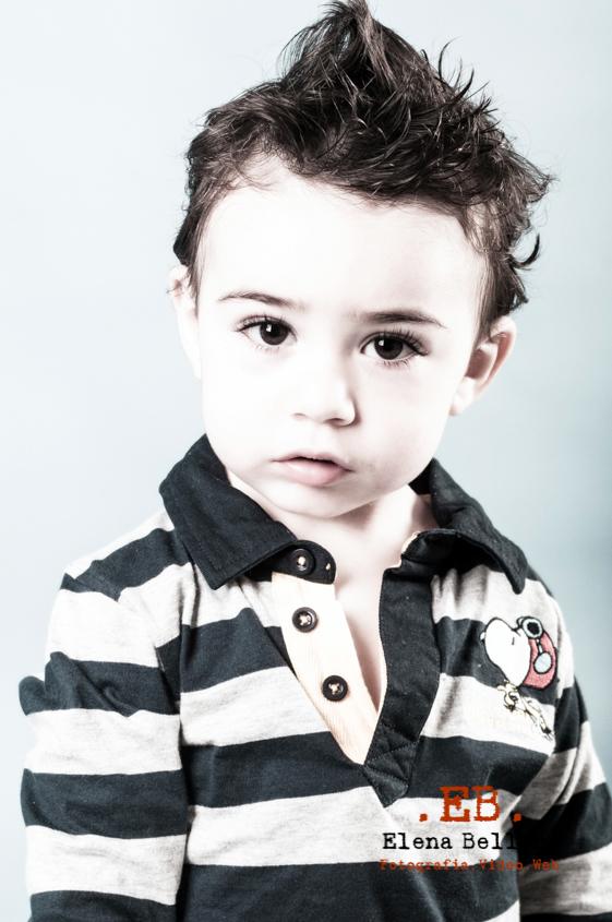 Fotografia Bambini in studio